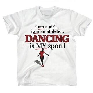AFONiE Dancing Is My Sport Kids T-shirt