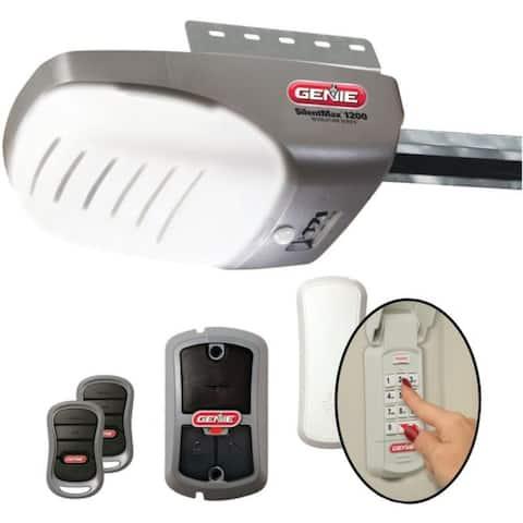 SilentMax® 1200 Belt Drive 3/4+ HPc Model Garage Door Opener