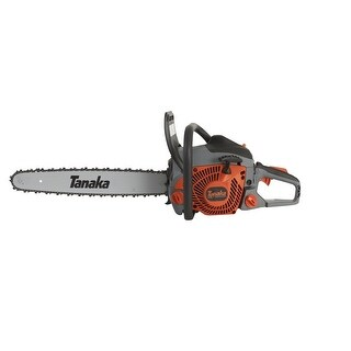Tanaka TCS51EAP Chain Saw with Pure Fire Engine, 50.1cc