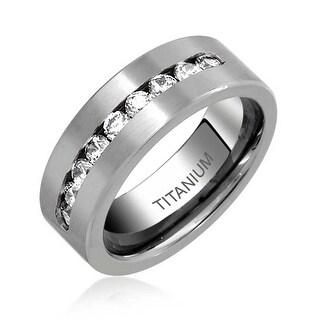 Titanium Wedding Rings For Less Overstockcom