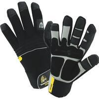 West Chester L Syn Lthr Winter Glove 96650/L Unit: PAIR