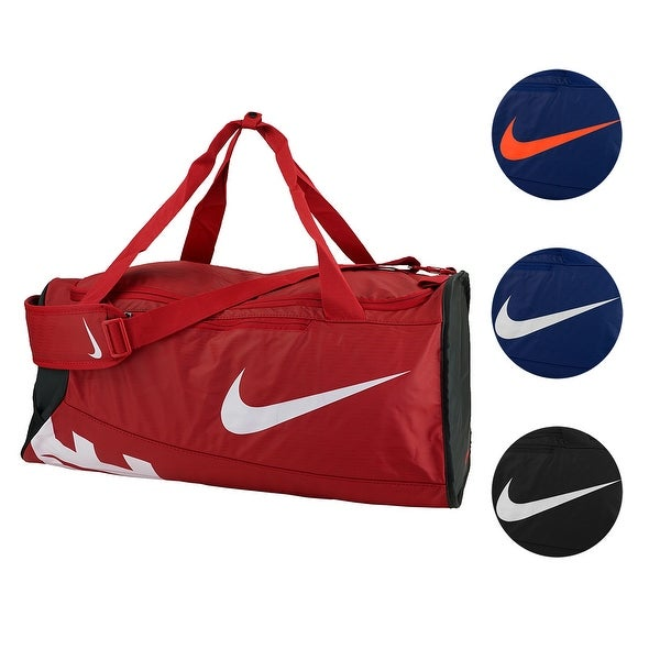 Shop Nike Alpha Adapt Crossbody Medium Duffel Bag - Free Shipping Today -  Overstock - 23622557 9ab02add92637
