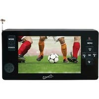 Supersonic  4.3 in. Portable Digital LED TV with USB & Microsd Card