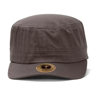 TopHeadwear Grenadier Basic GI Cap (Option: Orange)
