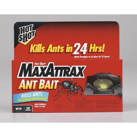 "Spectrum 2040W ""Hot Shot Maxattrax"" Ant Bait 4Ct"