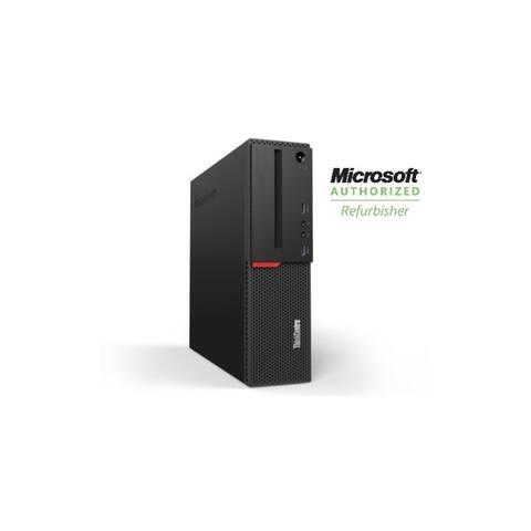 Refurbished Lenovo ThinkCentre M700 Intel Core i3-6300 4GB 50GB W10P