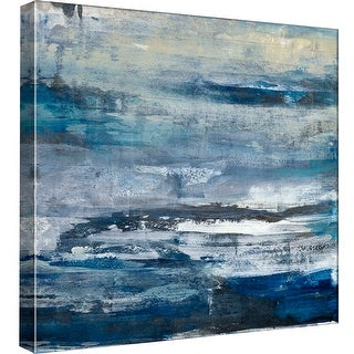 """PTM Images 9-98884  PTM Canvas Collection 12"""" x 12"""" - """"Sky Dream 2"""" Giclee Abstract Art Print on Canvas"""
