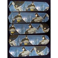 Batman Custom Designer 52in Ceiling Fan Blades Set - Multi