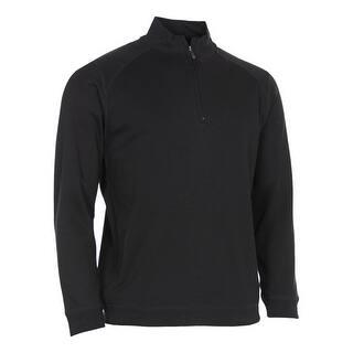 Kirkland Signature Cotton Quarter Zip Pullover Sweatshirt Black|https://ak1.ostkcdn.com/images/products/is/images/direct/d704f8290aee11f41ed41597d296813a1d2ffc8f/Kirkland-Signature-Cotton-Quarter-Zip-Pullover-Sweatshirt-Black.jpg?impolicy=medium
