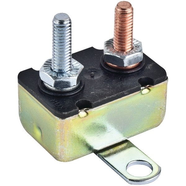 Install Bay Cb30Ar Circuit Breaker (30 Amps, Auto Reset)