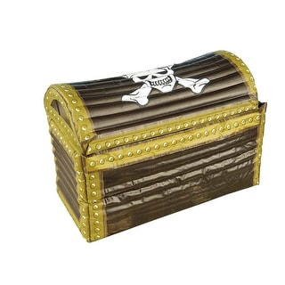 Inflatable Treasure Chest Halloween Decoration