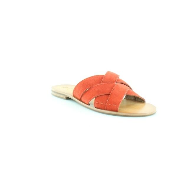 Frye Carla Women's Sandals & Flip Flops Red