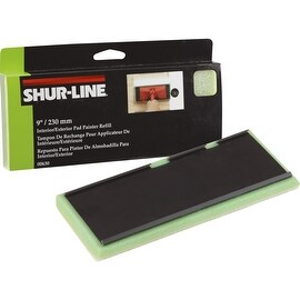 "Shur-Line 9"" Replacement Pad"