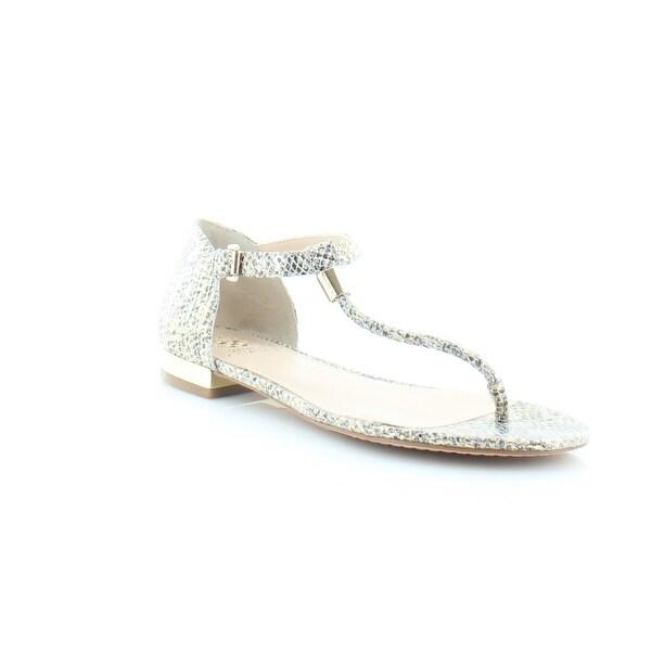 Vince Camuto Halana Women's Sandals & Flip Flops Snake - 8.5