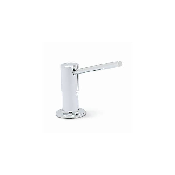 Shop Blanco Kf 441405 Culina Semi Pro Kitchen Faucet With Soap Dispenser 2 X 8 63 X 21 5 Overstock 31910240