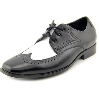 Stacy Adams Atticus Square Toe Synthetic Oxford