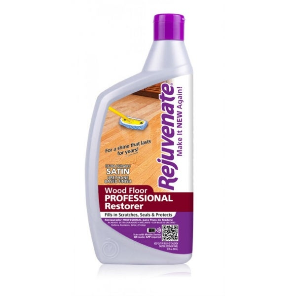 Rejuvenate Rj32profs Wood Floor Professional Rer With Satin Finish 32 Oz Free Shipping On Orders Over 45 25067640