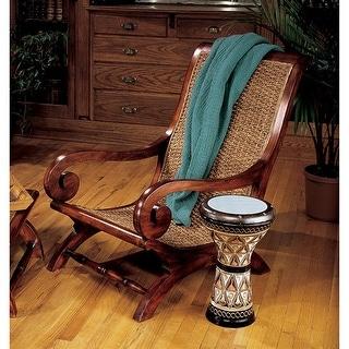 Design Toscano British Plantation Chair