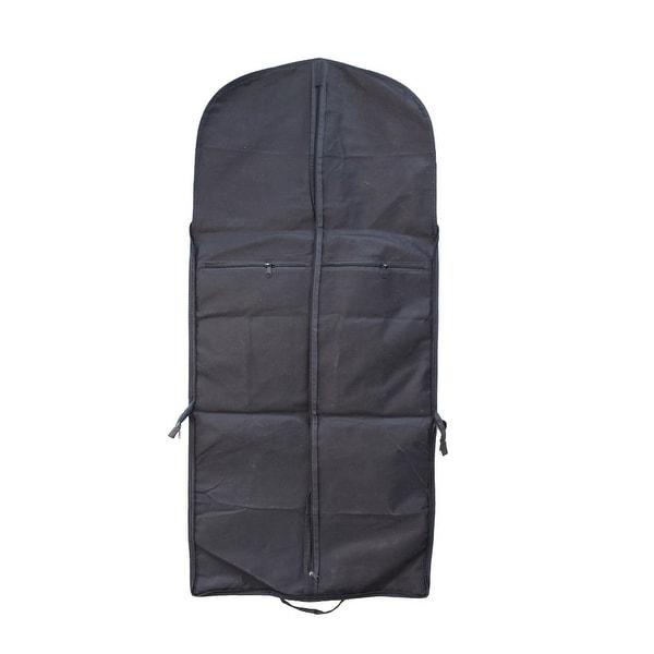 Black WallyBags 66 Tri-fold Destination Bag