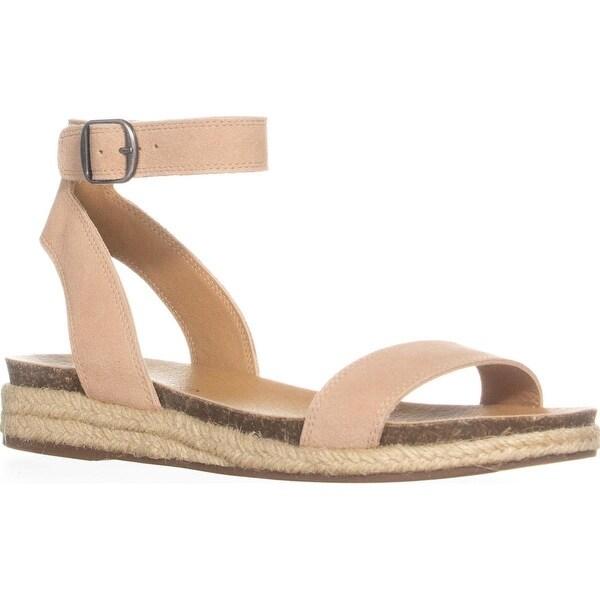 345bf635620 Shop Lucky Brand Garston Flats Sandals