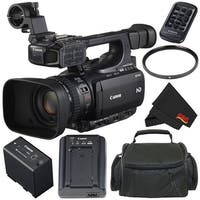 Canon XF100 HD Professional Camcorder Bundle