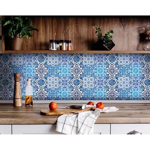 Azul Gianna Peel And Stick Tiles