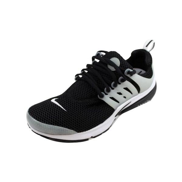 1b545ac03009 ... Men s Athletic Shoes. Nike Men  x27 s Air Presto Black Black-White-Neutral  Grey