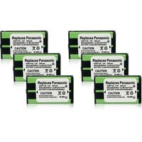 HHR-P104 / GE-TL26411 for Panasonic  Replacement Battery - 6 Pack