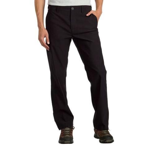 UB Tech by UnionBay Men's Classic Fit Comfort Waist Chino, Black, Size 38W x 34L - 38W x 34L