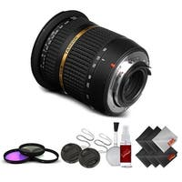 Tamron SP AF 10-24mm f / 3.5-4.5 DI II Lens For Pentax International Version (No Warranty) Base Kit - black