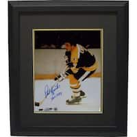 Phil Esposito signed Boston Bruins 16x20 Photo HOF 1984 Custom Framed