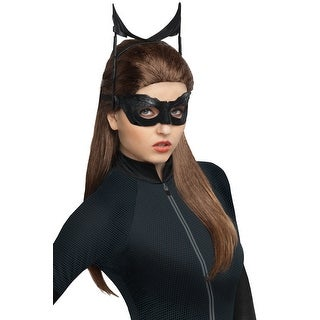 Catwoman Costume Wig Adult One Size