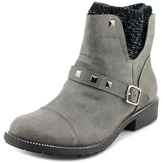 Mia Kids LUISA Round Toe Synthetic Ankle Boot
