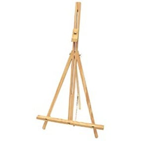 """18"""" High - Simply Art Natural Wood Table Easel"""
