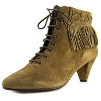 Sixtyseven 78460 Women Cashmire Tabaco Boots