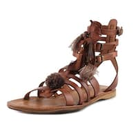 Matisse Warrior  Cognac Sandals