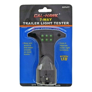 7-Way Trailer Light Tester