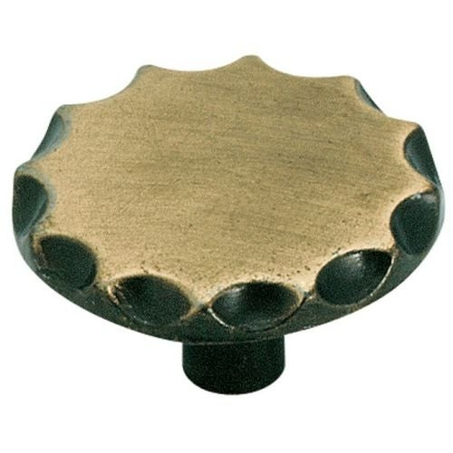 Amerock 497 Allison Value Hardware 1-1/8 Inch Diameter Mushroom Cabinet Knob