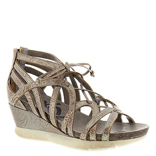 OTBT Women's Nomadic Light Pewter Sandal 7.5 M