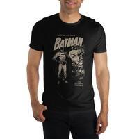 Batman Return of Two Face Mens T Shirt