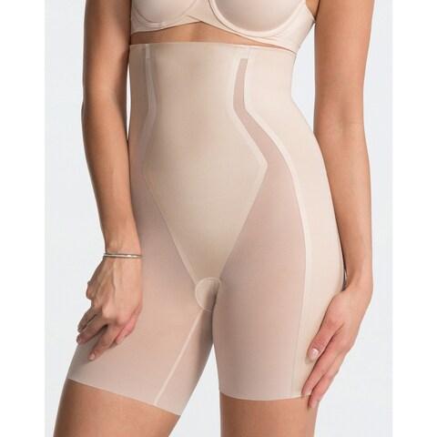 Spanx Haute Contour High-Waist Mid-Thigh Short