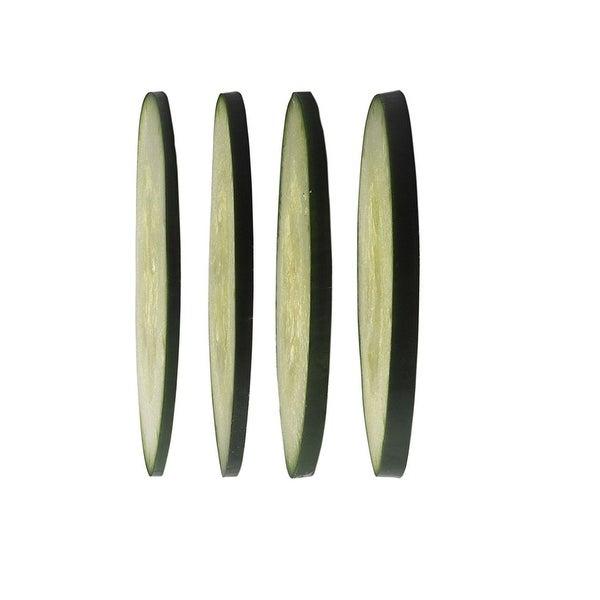 Kyocera Advanced Ceramic Adjustable Mandoline Vegetable Slicer w/ Handguard-Black. Opens flyout.