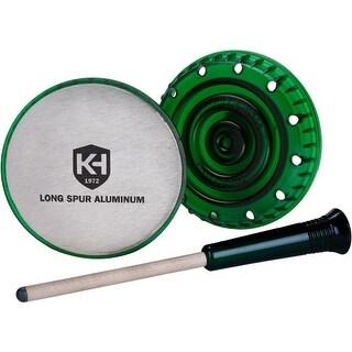 Knight & hale kht1004-t knight & hale turkey call pot style long spur aluminum!