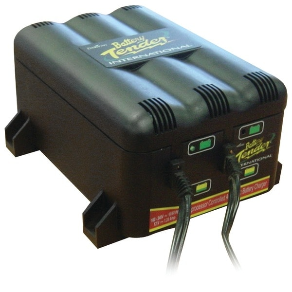 Battery Tender 022-0165-Dl-Wh 2-Bank Charger
