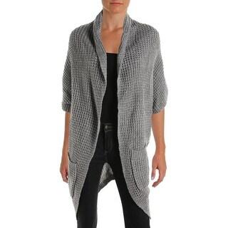 Love Scarlett Womens Knit Poncho Sleeves Cardigan Sweater