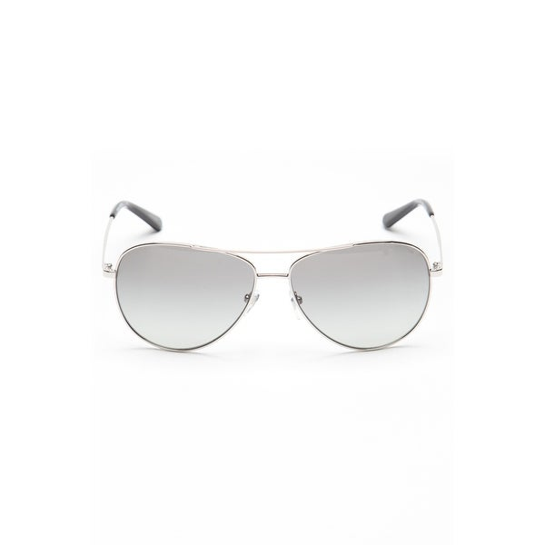 426c474a2965 Shop Tory Burch Ladies Sunglasses In Silver And Gray Gradient - 59-14-140 - Free  Shipping Today - Overstock - 26301056