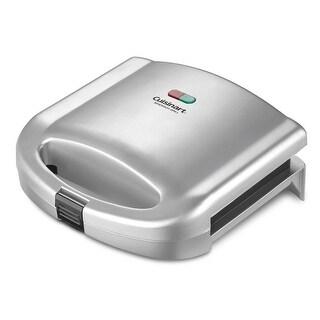Cuisinart WM-SW2N Sandwich Grill, Silver