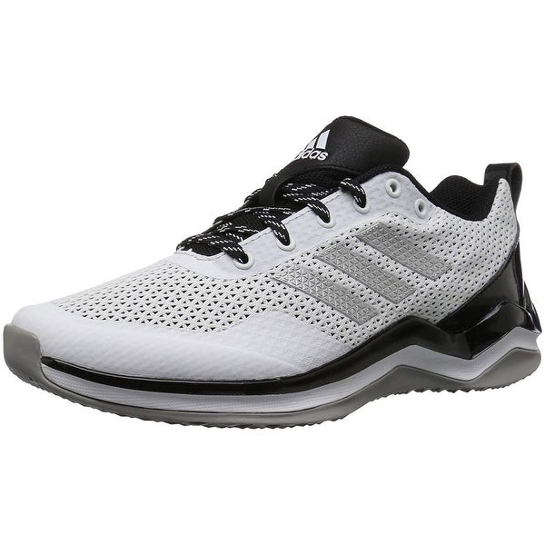 Shop Kids Adidas Boys IRONMT Low Top Lace Up Baseball Shoes - Free ... 62604cccd