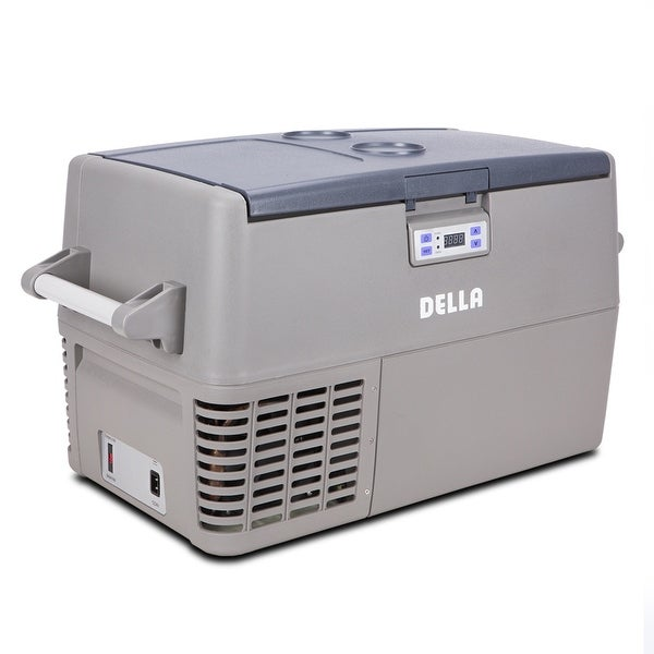 Shop Della Portable Electric Cooler Refrigerator Freezer