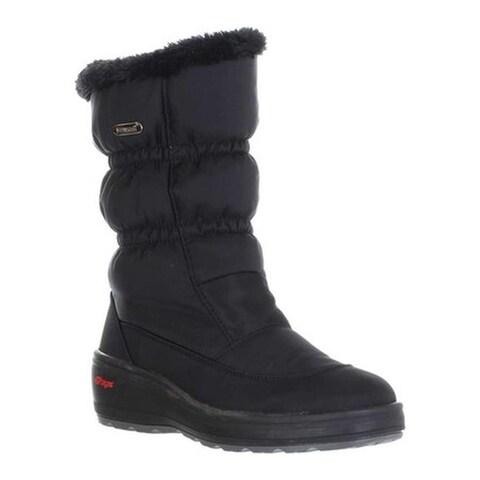 Pajar Women's Snowcap-2 Waterproof Boot Black